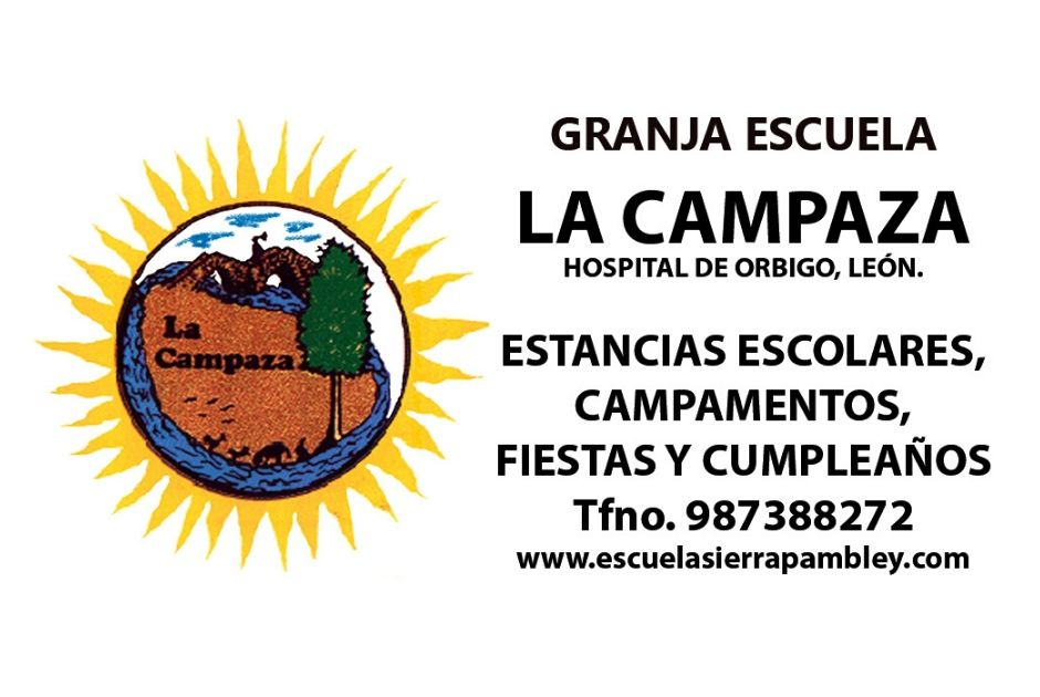 SIERRA PAMBLEY LA CAMPAZA