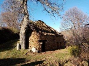 Pajar tradicional de Villar del Monte