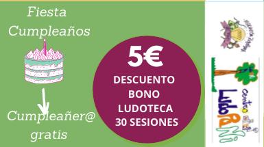 Bonos Servicio de la Asociación Zardinas